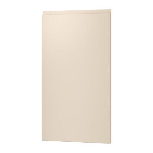 IKEA   VOXTORP, Geschirrspülerfront, Die Integrierten Griffe Verstärken Den  Stilreinen, Modernen, Offenen