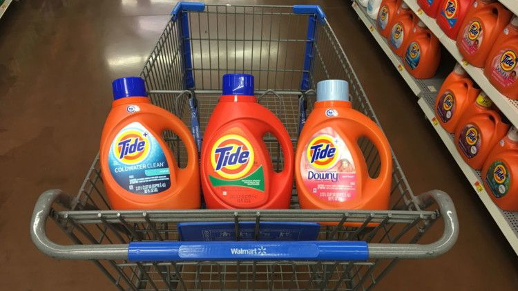 Print Now Tide Laundry Detergent Only 2 24 At Walmart Tide