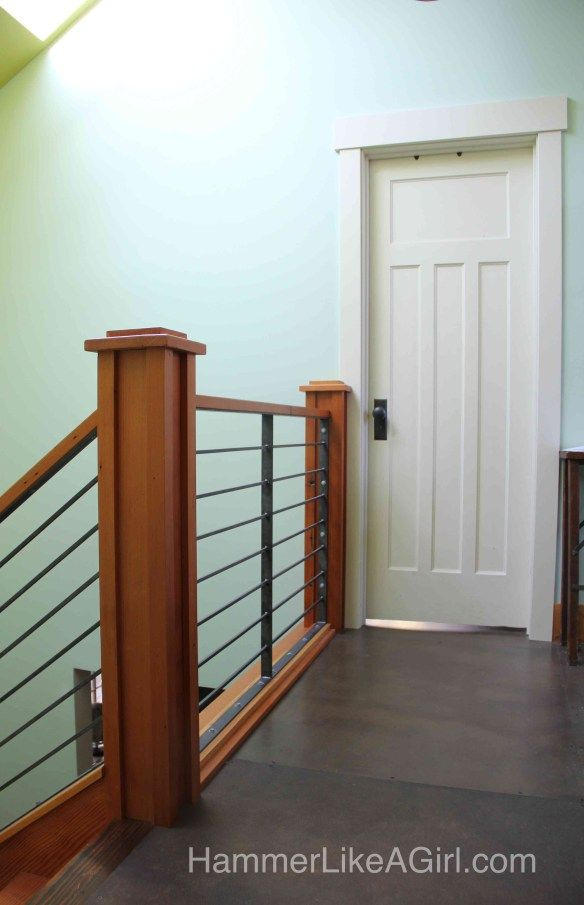 Best Staircase From Iron And Salvaged Wood Craftsman 400 x 300
