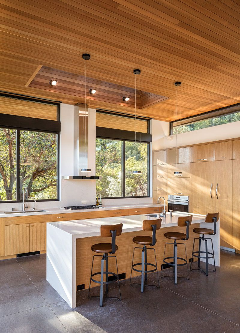 The Dry Creek Residence By John Maniscalco Architecture ...
