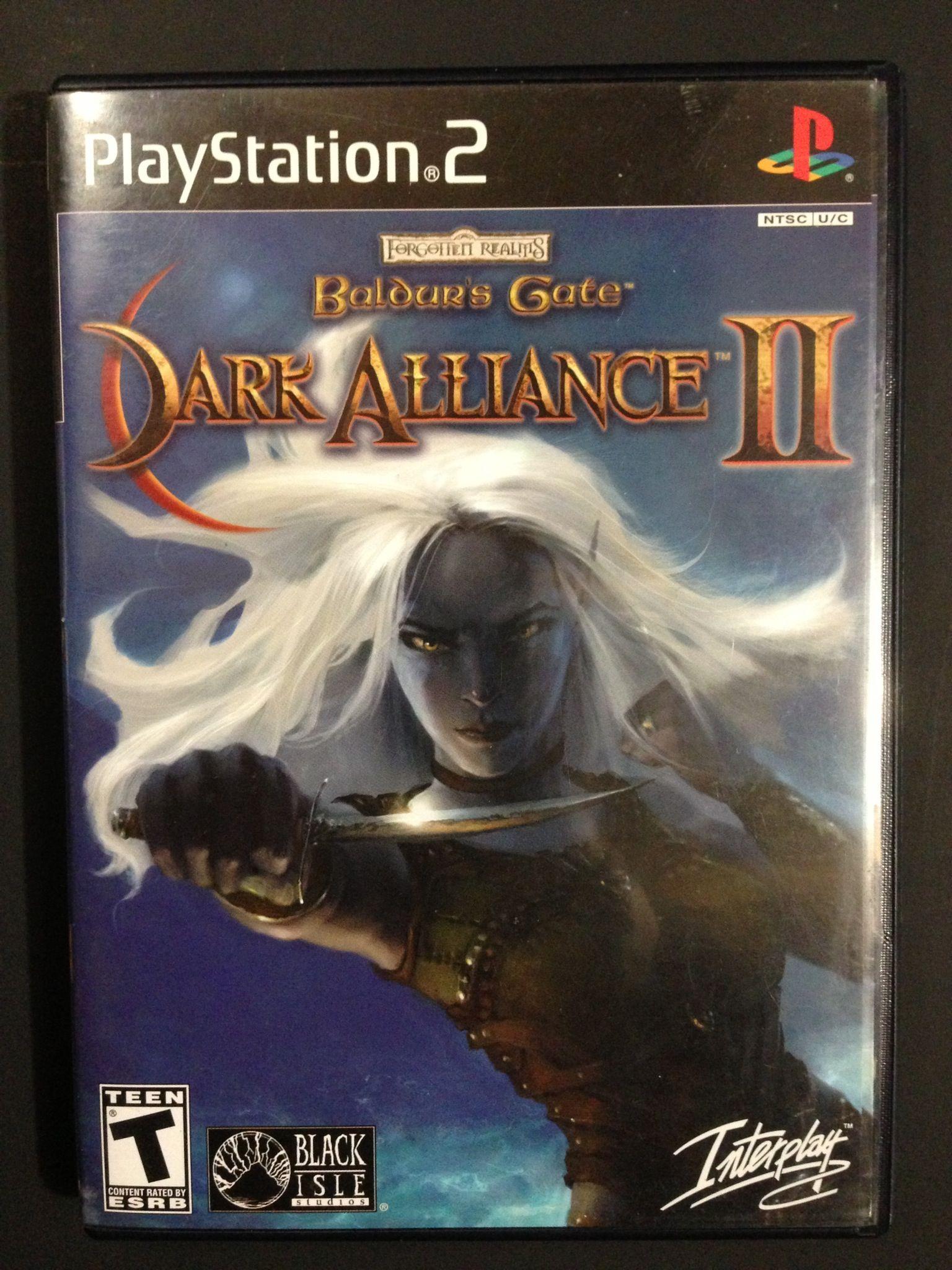 Baldur S Gate Dark Alliance Ii With Images Baldur S Gate