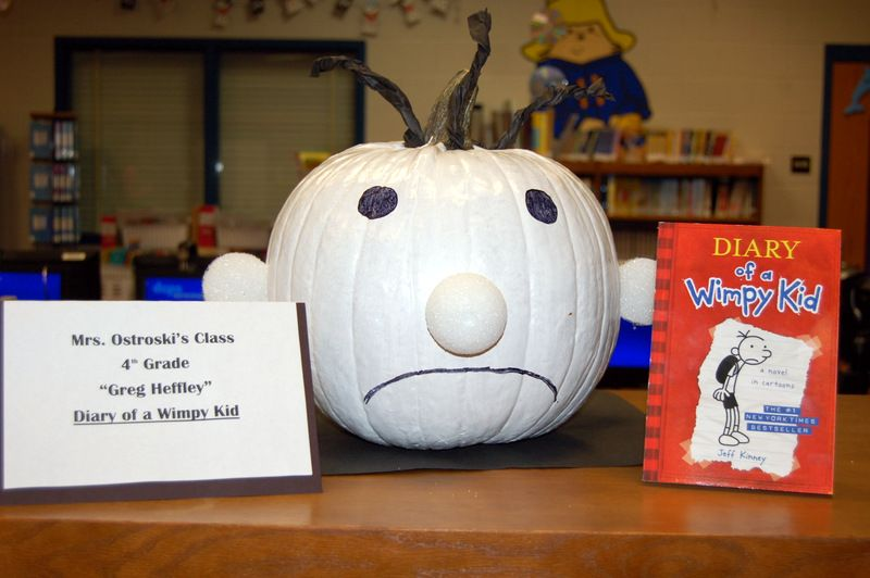 Pin By Debra Lines On Pumpkin Book Reports And Characters Story Book Pumpkin Pumpkin Books Book Character Pumpkins