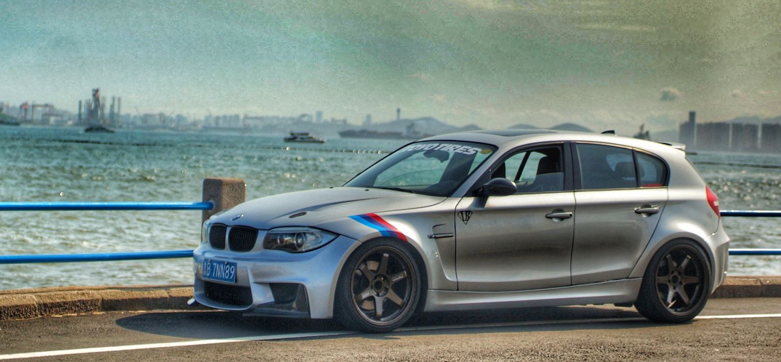 E87 130i 1m Widebody Project From China Bmw 1 Series Coupe Forum