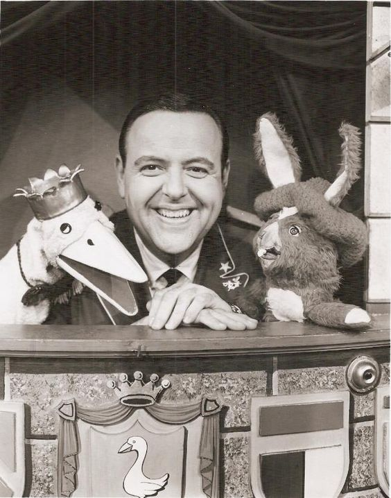 Garfield Goose Frazier Thomas And Romberg Rabbit From Garfield Goose And Friends Childhood Tv Shows Chicago Pictures Chicago History