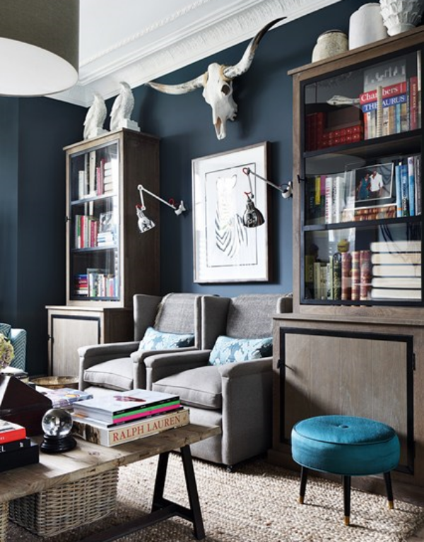 Farrow And Ball Hague Blue Paint