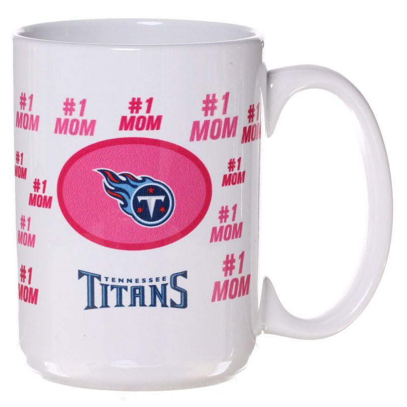 Tennessee Titans 15oz. Mother's Day Mug - White