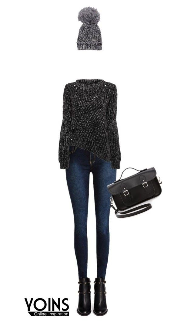 """""""Yoins 60"""" by santiagomunez ❤ liked on Polyvore featuring Valentino and The Cambridge Satchel Company"""