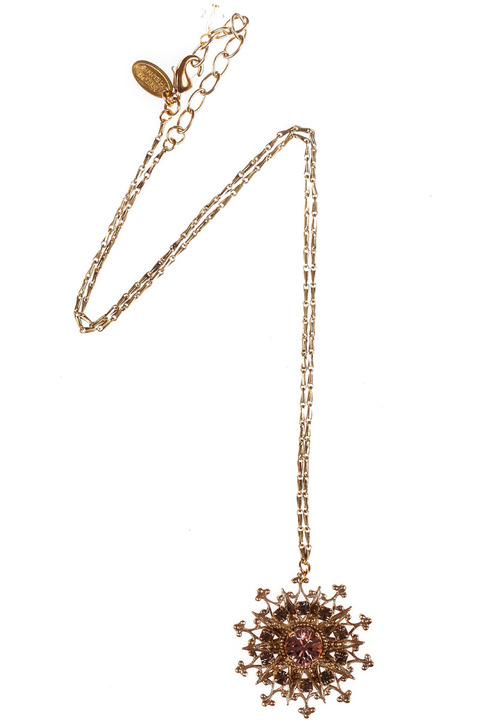 Star pendant necklace by Anton Heunis.