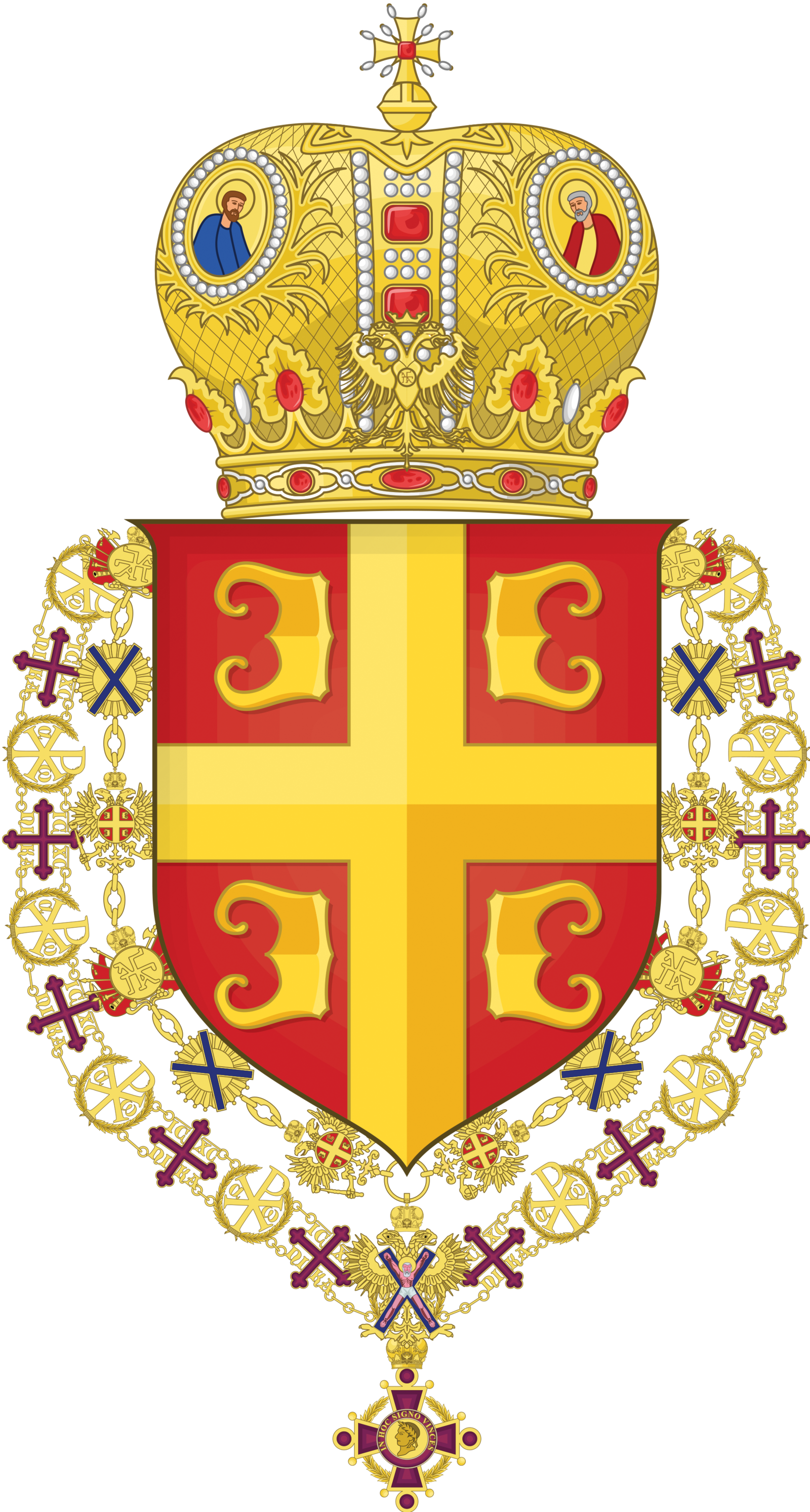 Surviving byzantine empire lesser coat of arms by regicollis surviving byzantine empire lesser coat of arms by regicollis buycottarizona Image collections