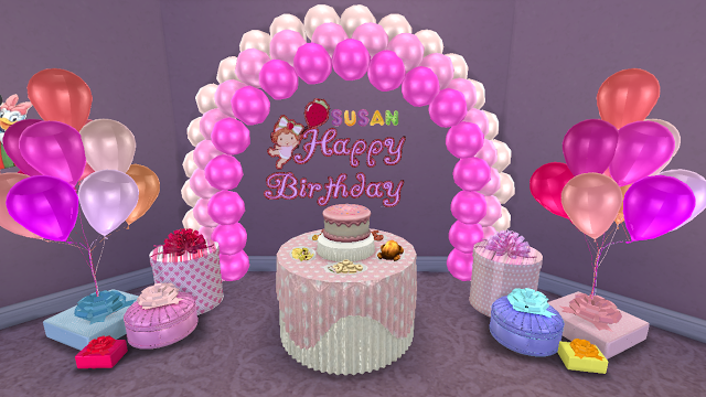 Cant Add Birthday Candles To Cake  The Sims Forums