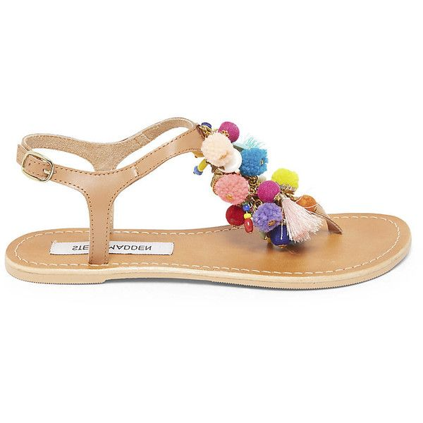 fc33d6de1b8 Steve Madden Circus Sandals ( 70) ❤ liked on Polyvore featuring shoes