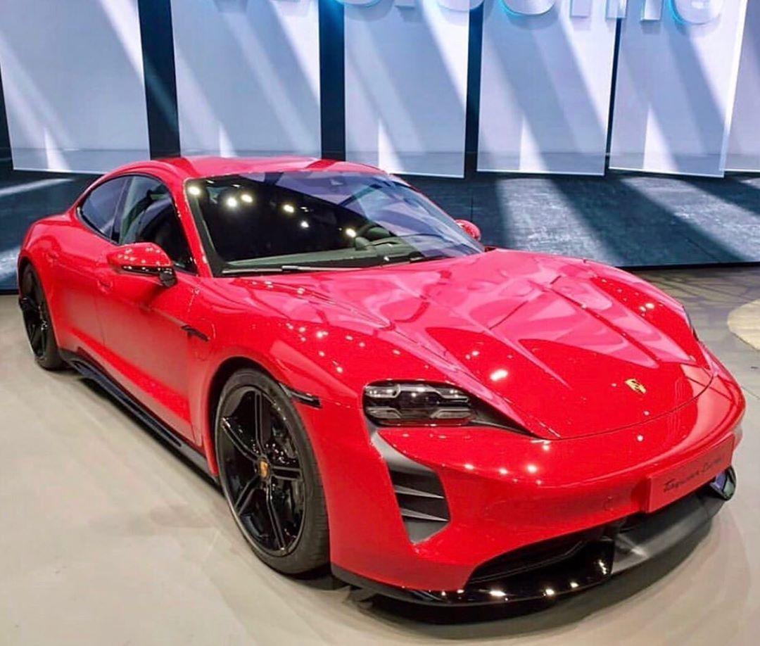 ♥️ Novo Porsche Taycan Turbo ♥️