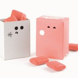 chicles packaging
