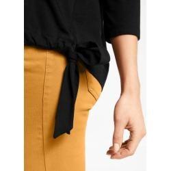 3/4 Arm Shirt mit Oversize Form Schwarz Gerry WeberGerry Weber