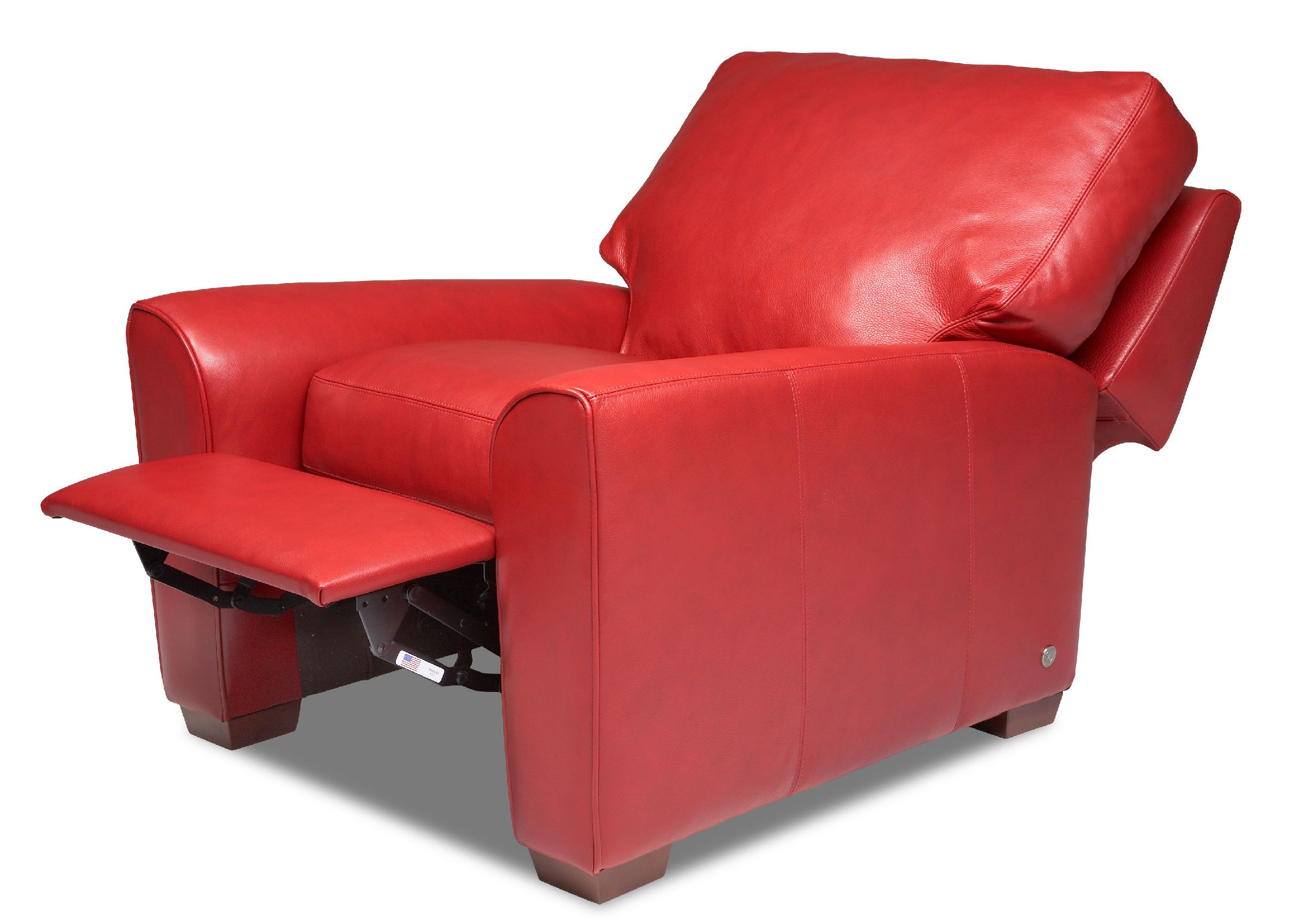 Rote Küchenstühle ~ Rote leder lehnstuhl Überprüfen sie mehr unter stuhle