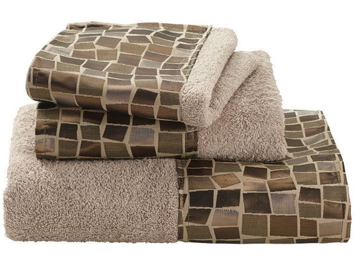 Soft Thick Plush Turkish Cotton Bath Towel Set Of 3 30x56 Rose