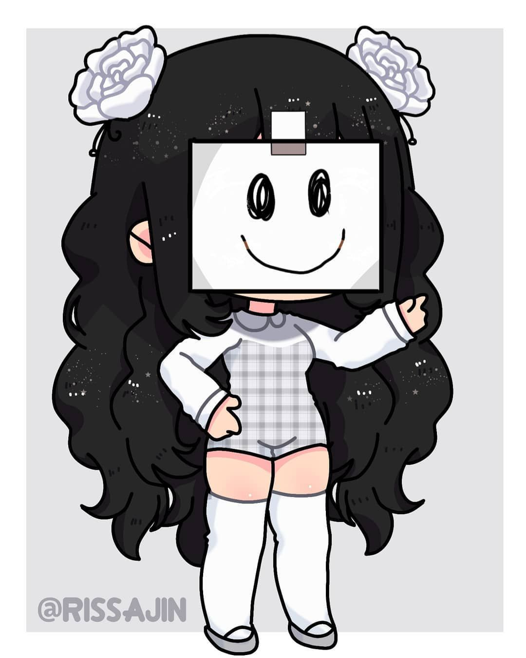 5 563 Likes 64 Comments Your Noob Editor Rissajin On Instagram Another Roblox X Gacha Ed In 2020 Girls Cartoon Art Cute Anime Character Cute Anime Chibi