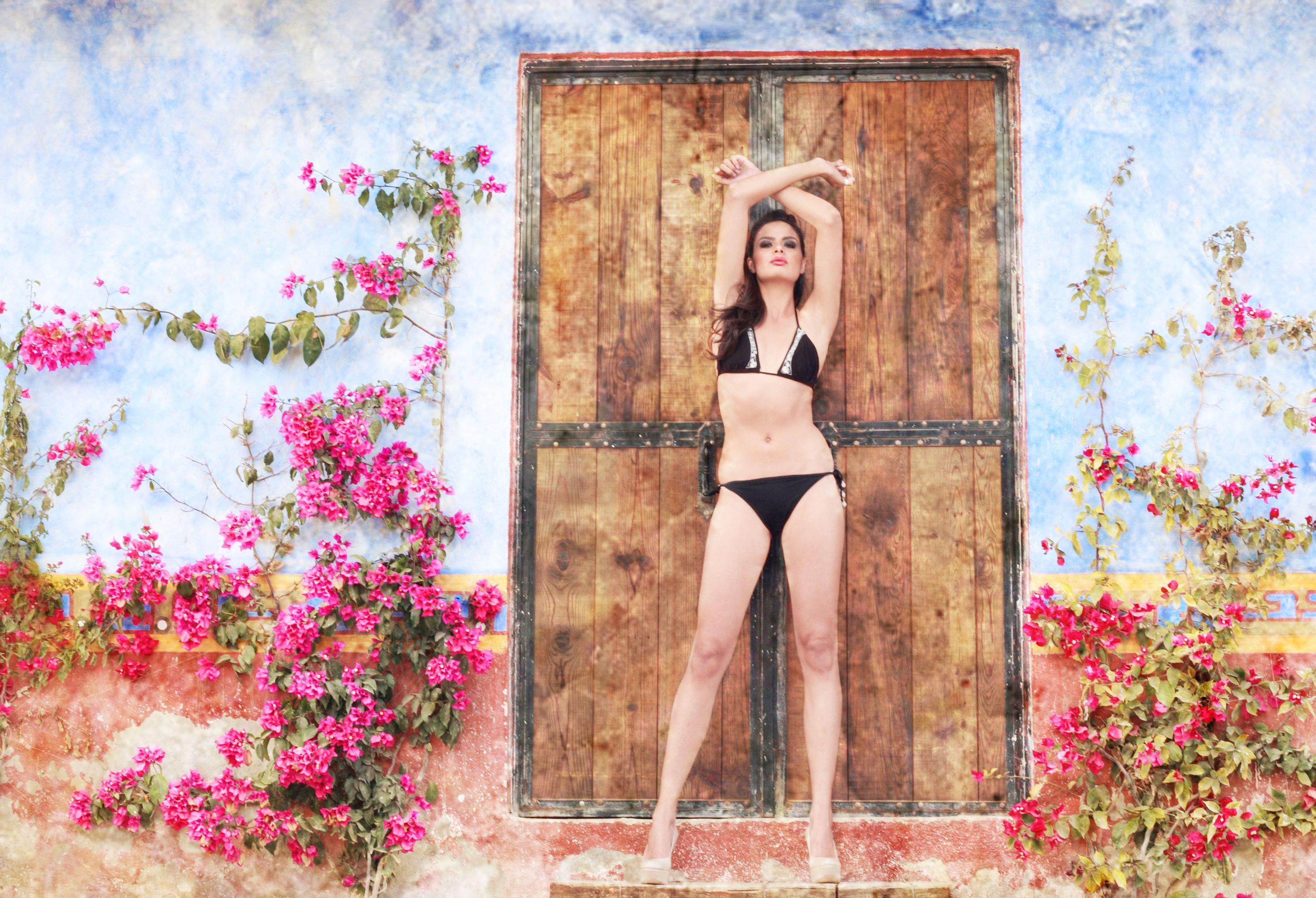 SESASI MEXICO/  bikini  mineral de pozos