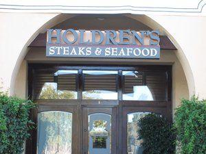 Holdren's Steaks & Seafood, Newbury Park CA