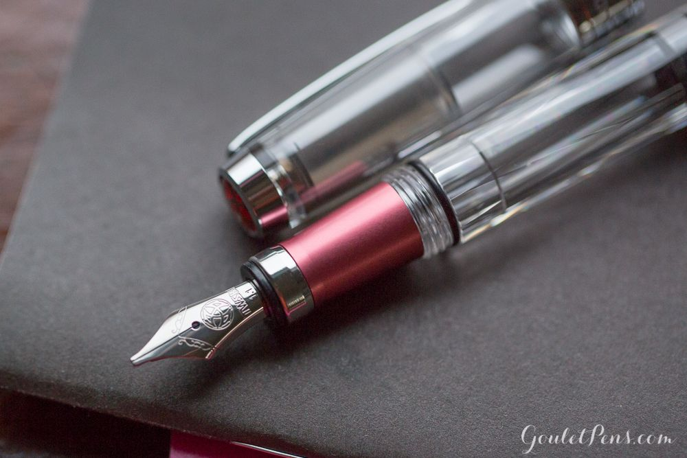 Pretty in pink, the newest color of the TWSBI 580AL is here!