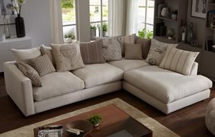 Fabric Sofas That Are Perfect For Your Home Corner Sofa Fabric Sofa Dfs Corner Sofa