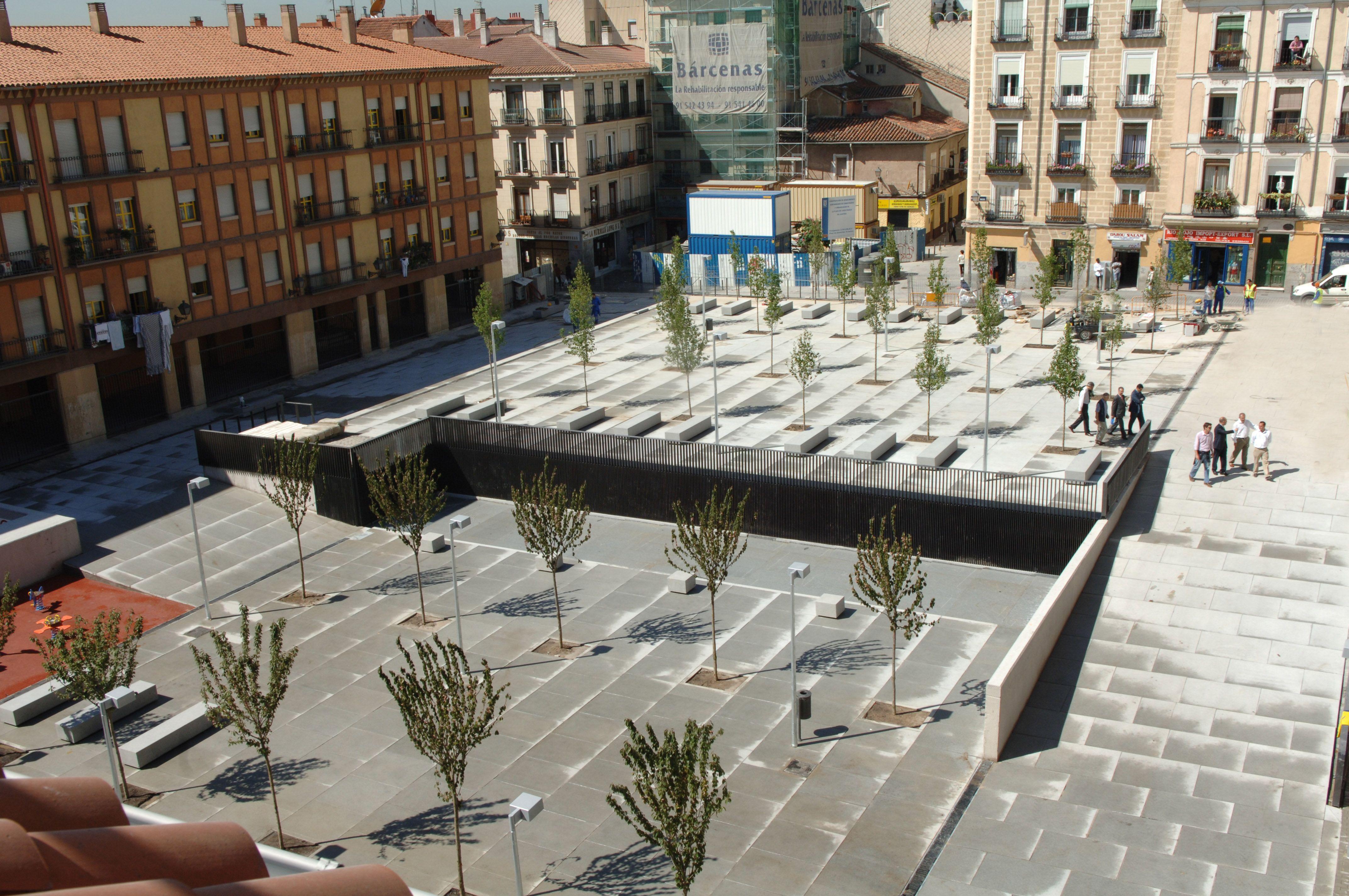 Plaza De Cabestreros Madrid