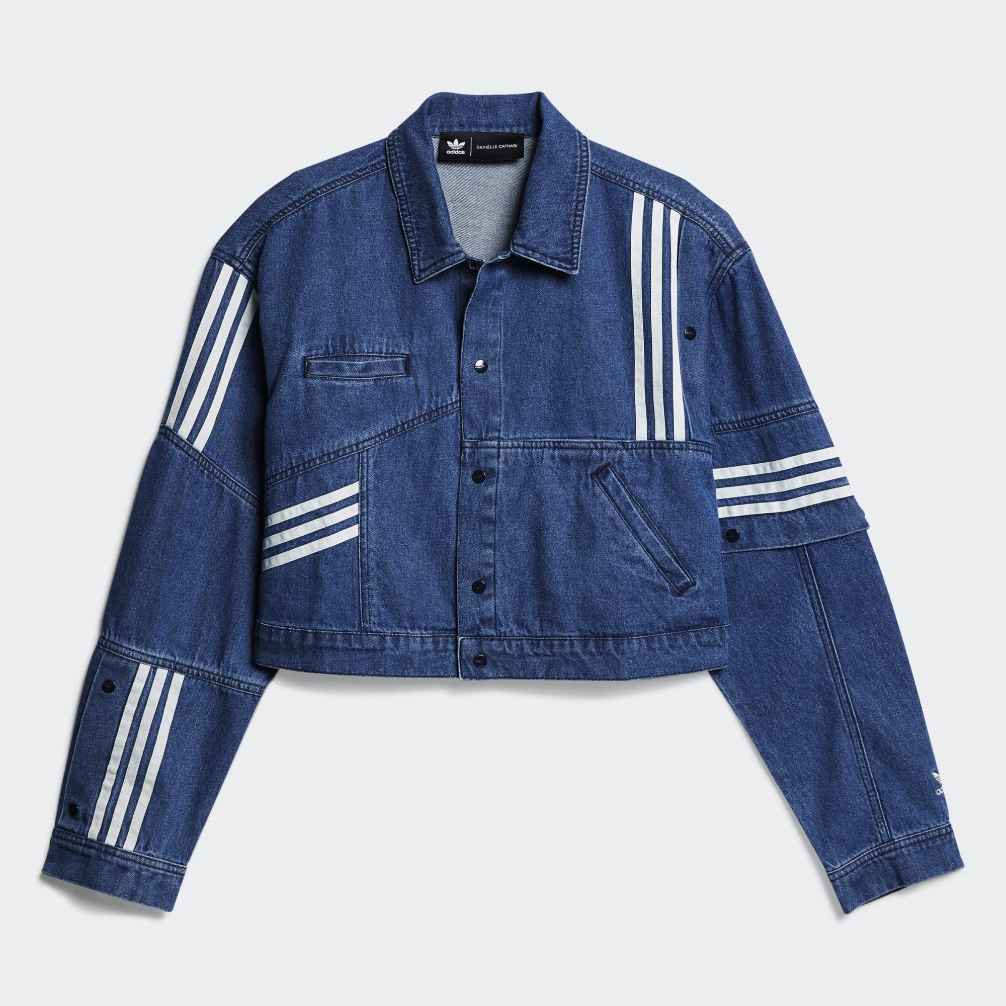 Adidas Denim Jacket Blue Adidas Uk Denim Jacket Women Denim Jacket Denim Women [ 2000 x 2000 Pixel ]
