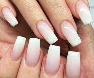 french acrylic nails - Google Search | sick | Pinterest | French ...