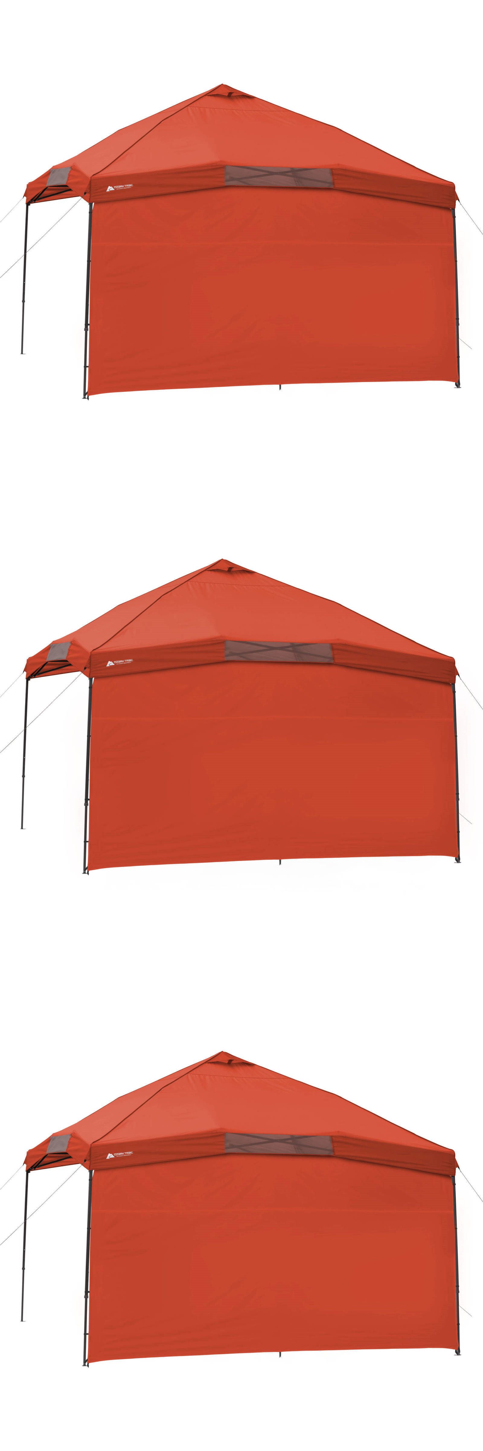 Canopies And Shelters 179011: 12 X 12 Gazebo Top Cover Patio Canopy Sun  Wall Portable