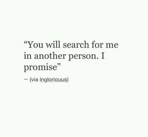 I Love You More Than Quotes: Image Result For You Will Search For Me In Everyone You