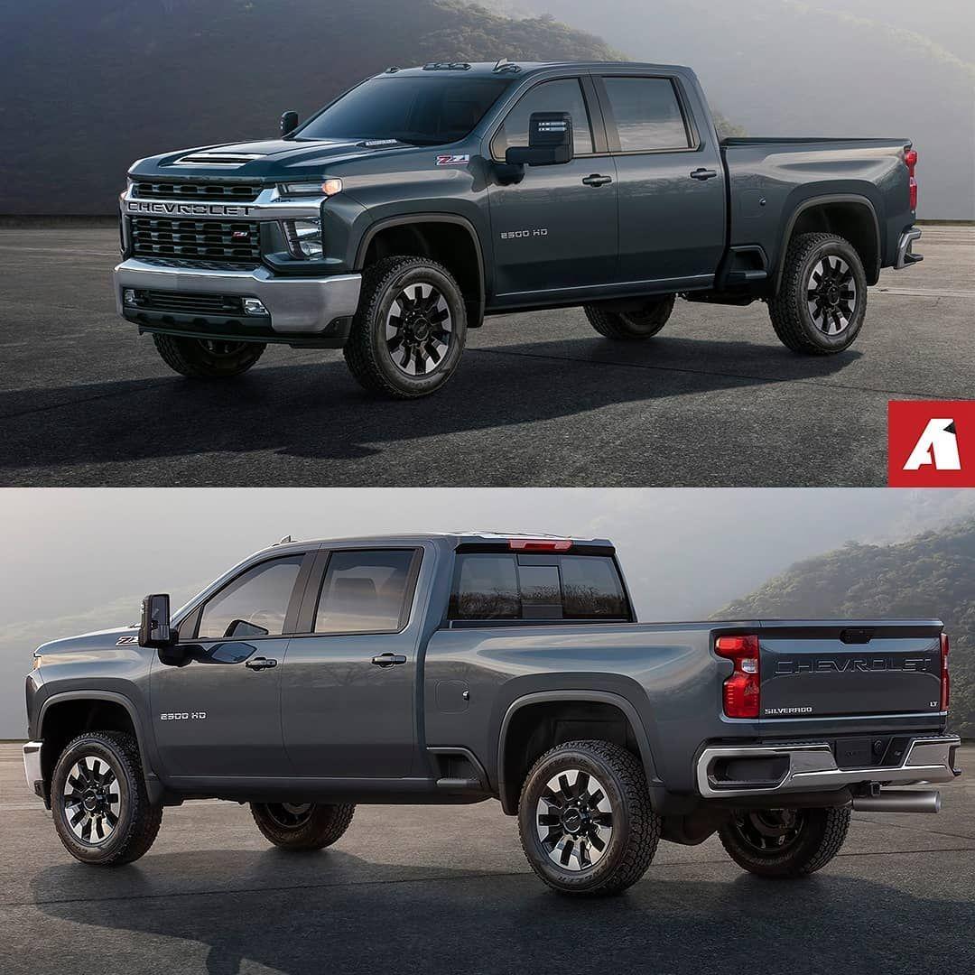 Allterraintrucks On Instagram The 2020 Chevrolet Silverado 2500 Hd 910 Ft Lb Of Torque An Chevrolet Silverado Chevy Silverado 2500 Chevrolet Silverado 2500