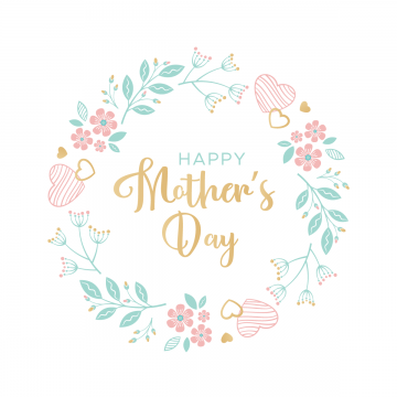 Mother Typography Mom Card Greeting Holiday Day Love Vector Illustration Ha Mothers Day Card Template Happy Mother S Day Card Mother S Day Background