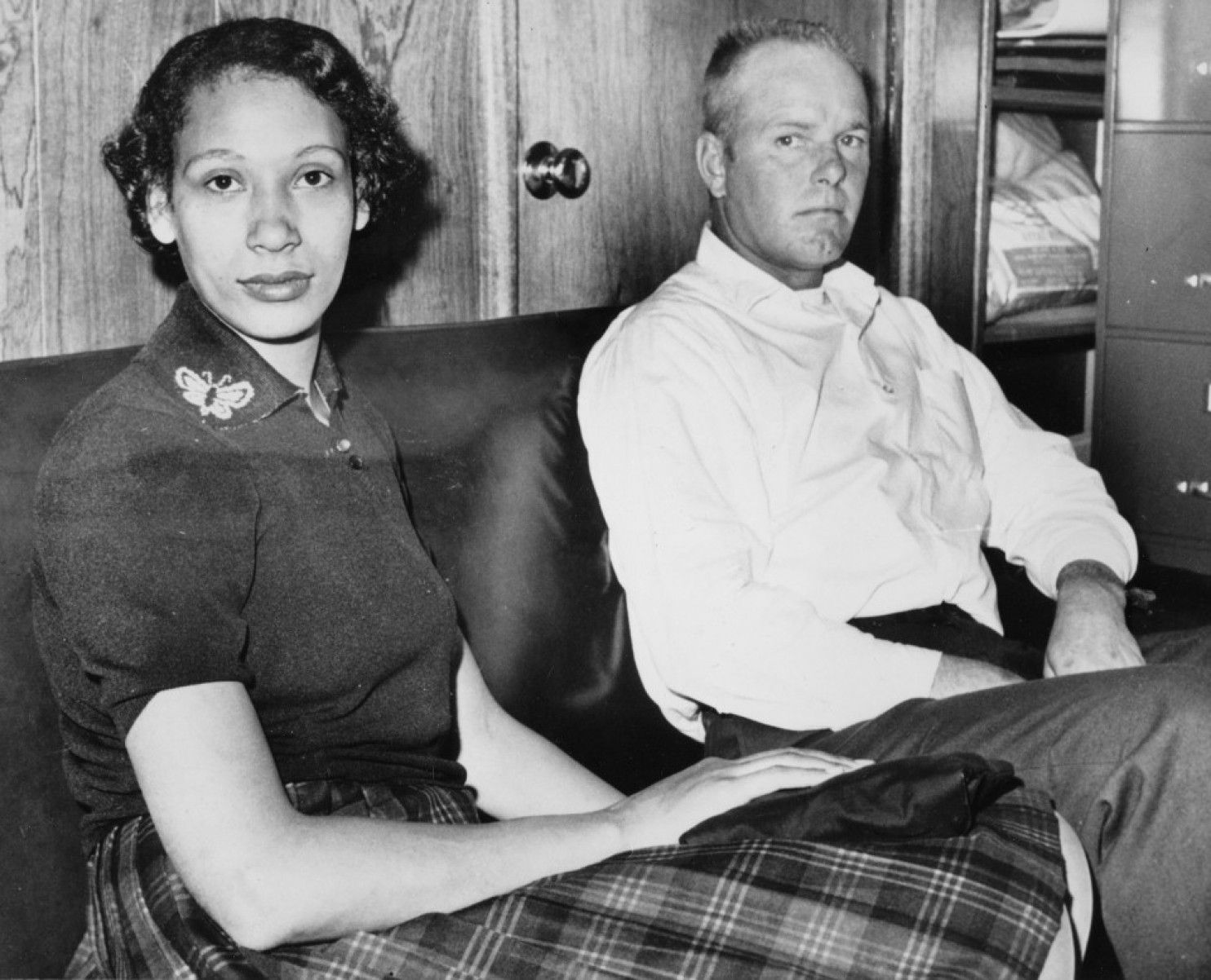 Before Loving v. Virginia, another interracial couple