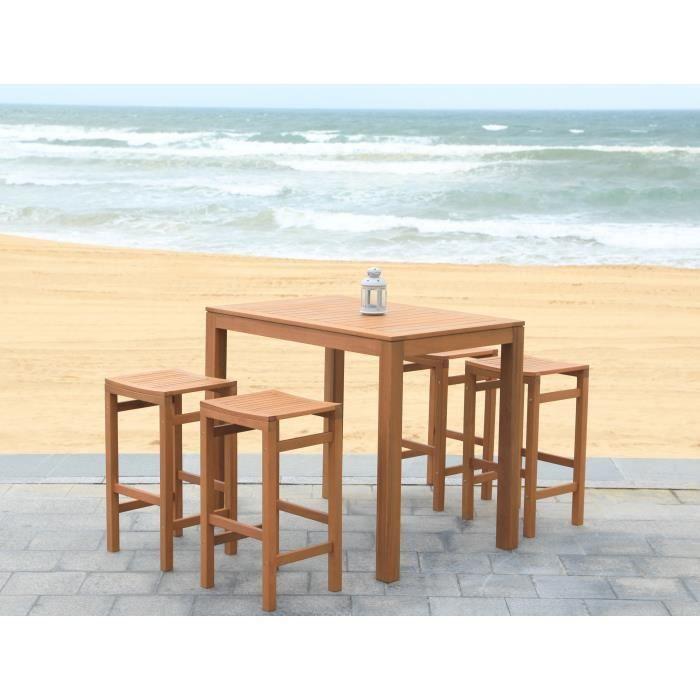 Cdiscount.com | Table et chaises de jardin, Mange debout ...