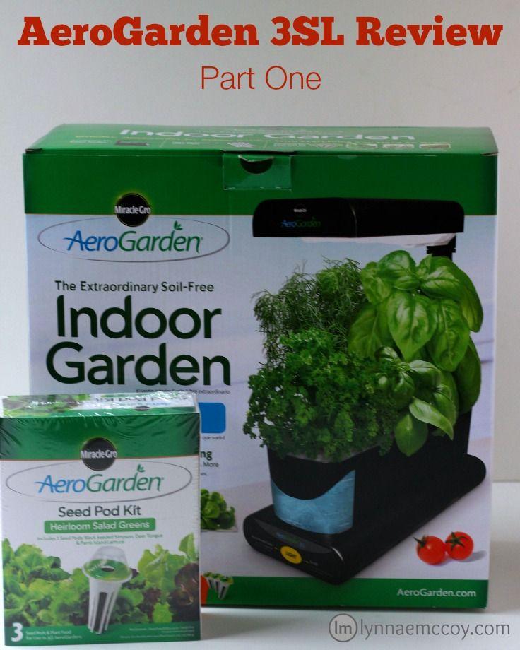 The Aerogarden 3Sl Easy Gardening In Winter Months Easy 640 x 480