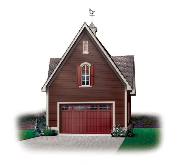 Single Car Garage Plans Free Pdf Small Commercial Building Diy Amp