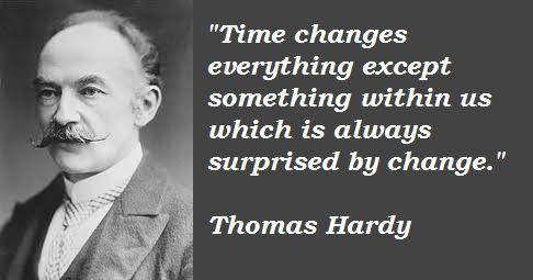 Thomas Hardy quotes | Poesía eres tú✳▫{▫✳ | Thomas hardy