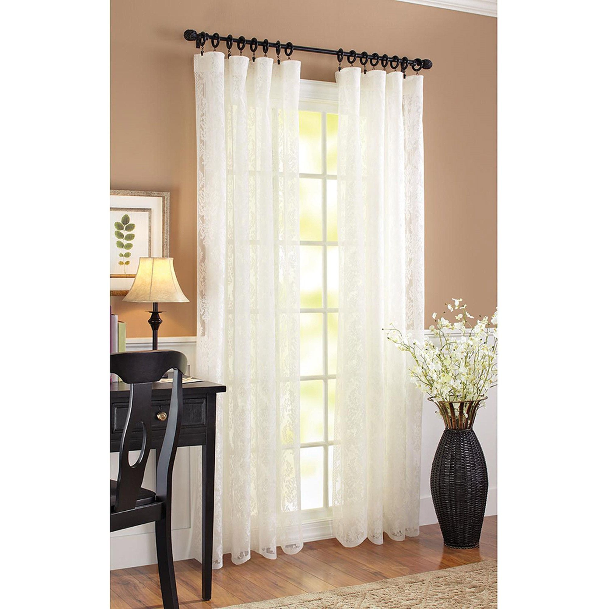 Home Damask Curtains Panel Curtains Curtains