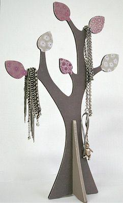 Porte Bijoux Nina - Bruit de cadre