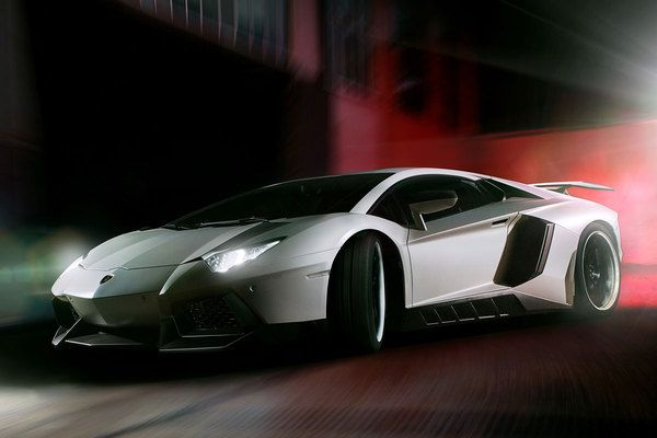 Lamborghini Aventador by Novitec Torado