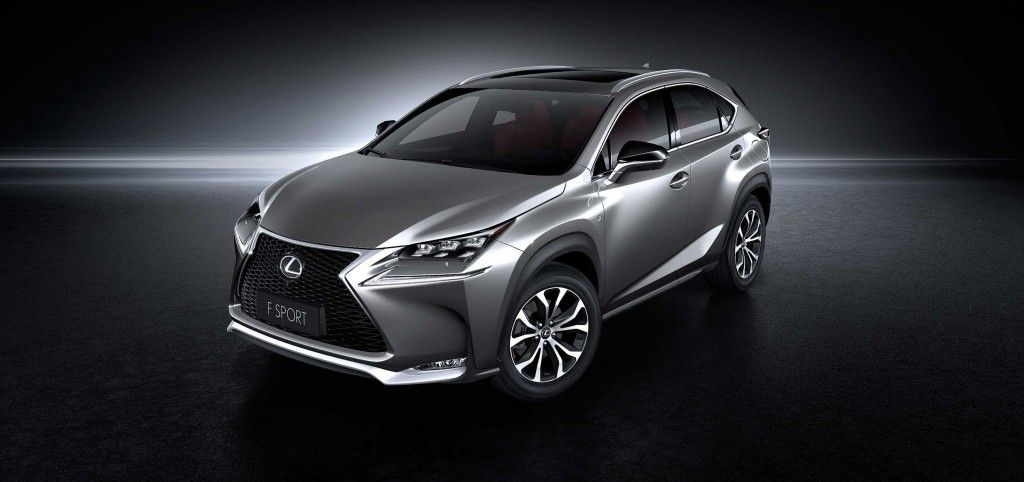 The New 2015 #Lexus NX Is Making Its Way To Your #Detroit, Michigan