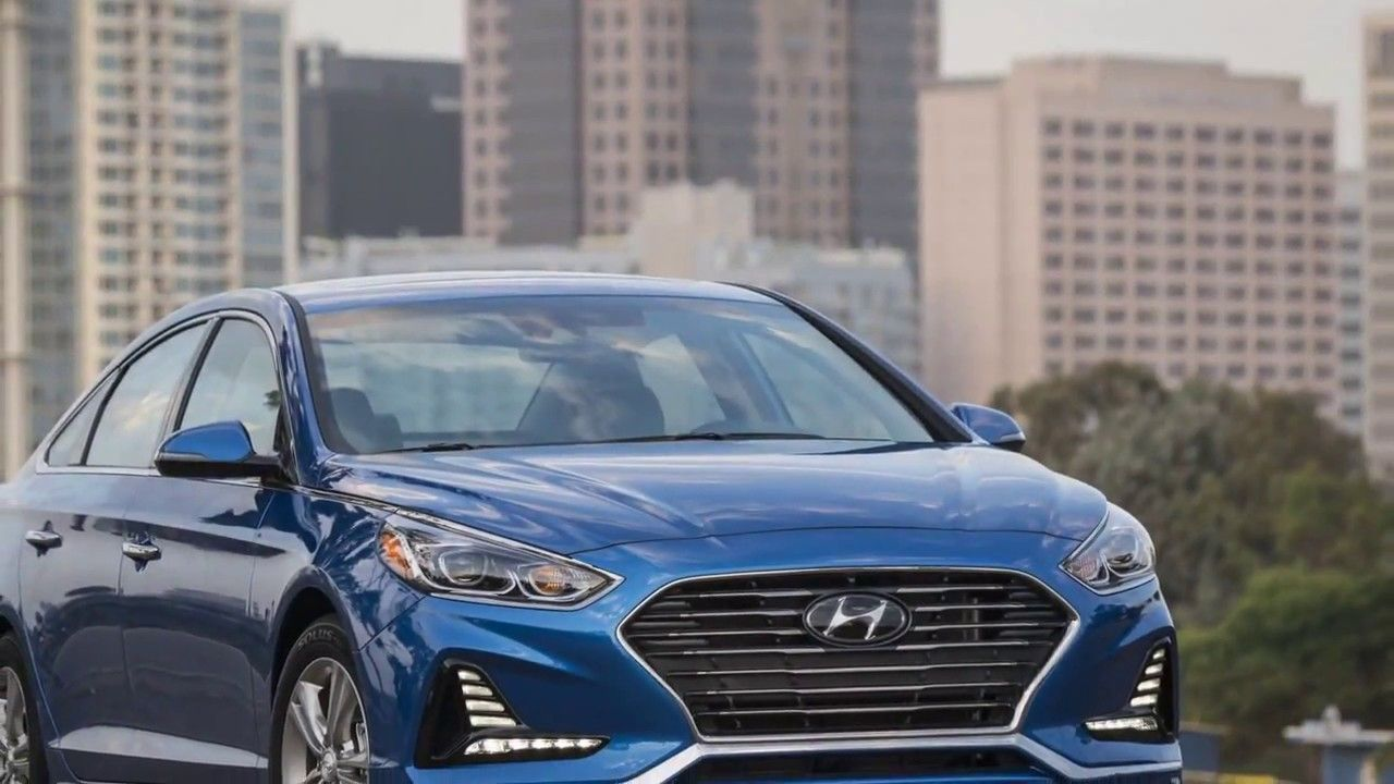 Pin on LOOK! Hyundai Sonata 2018 Upgrades Trim Levels With