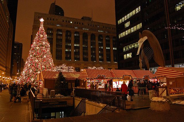 Things To Do In Chicago Christmas 2021 Christmas In Chicago Festivals Events Things To Do Chicago Christmas Christmas Market Vancouver Christmas Market