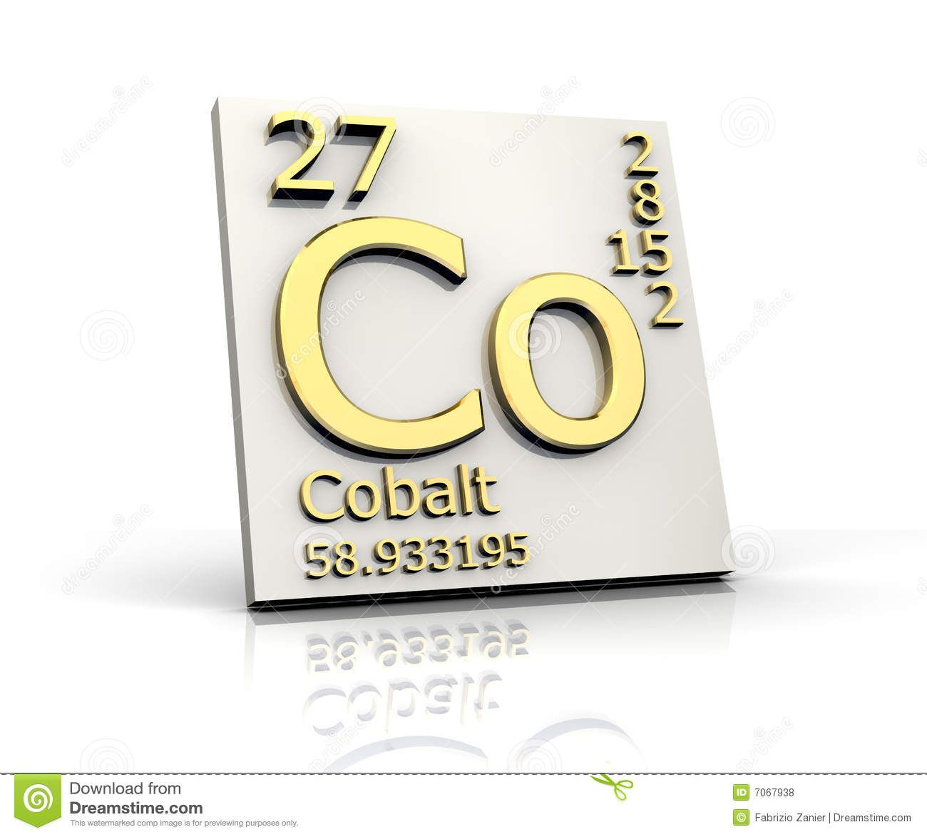 Cobalt elements from a to zinc pinterest periodic table and cobalt explore atomic number royalty free stock photos and more buycottarizona Gallery