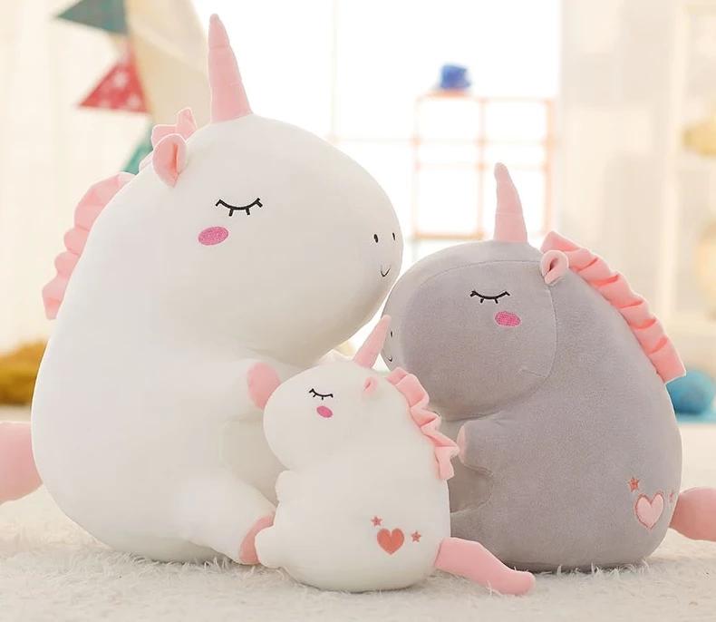 Funny Cute Animal Plush Toy Soft Stuffed Animal Doll Poke Ball Throw Cushion S