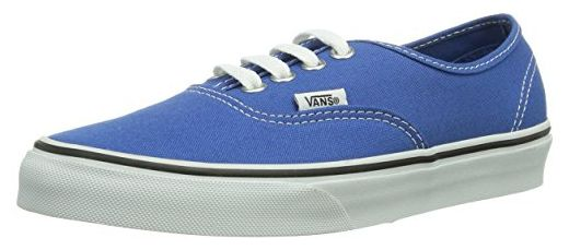 Vans U AUTHENTIC COBALT/TRUE WHI Unisex Erwachsene Sneakers