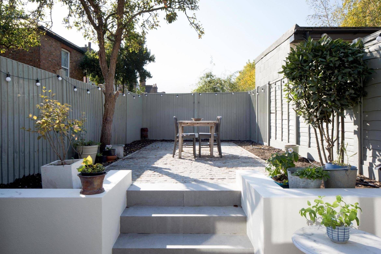 How to transform a small garden into a goodlooking, fuss
