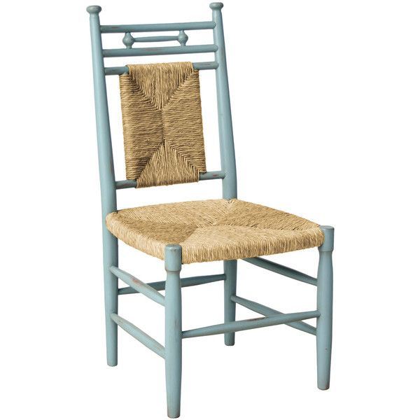 Abigail Dining Side Chair In Robinu0027s Egg Blue Design By Redford House  (¥102,135)