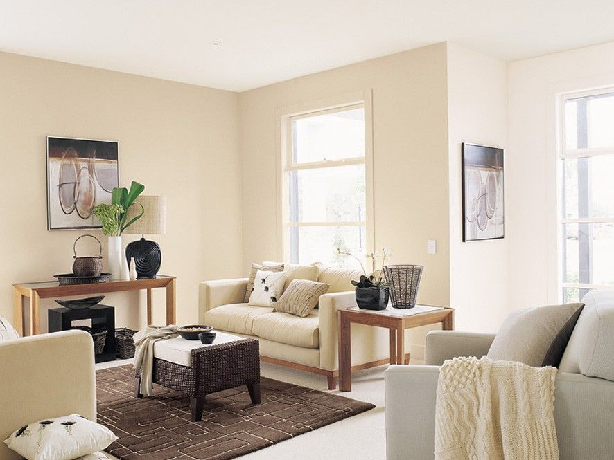 Neutral and natural is the best way to describe this living area the use of the natural wood for Dulux natural hessian living room