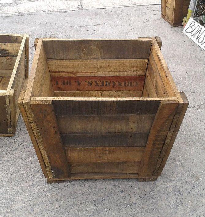 Pin de Elena Ramos en Muebles de madera reciclada | Pinterest | Cdmx ...